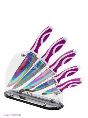 Нож Bekker. Цвет: фиолетовый