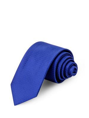 Галстук GREG. Цвет: синий