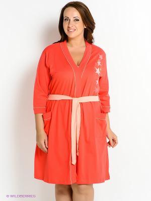 Комплект одежды Vienetta Secret. Цвет: коралловый, розовый