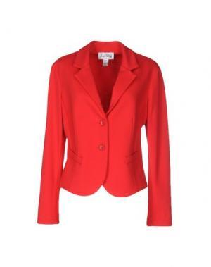 Пиджак JOSEPH RIBKOFF. Цвет: красный