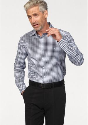 Рубашка STUDIO COLETTI. Цвет: серый-в клетку