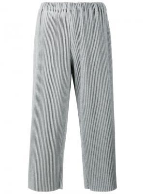 Спортивные брюки Faustine Steinmetz. Цвет: серый