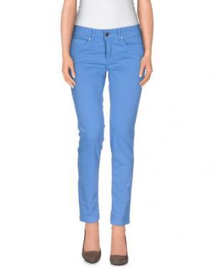 Повседневные брюки COLMAR. Цвет: пастельно-синий