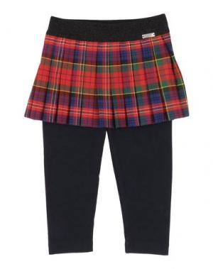 Повседневные брюки GAULTIER BÉBÉ. Цвет: красный