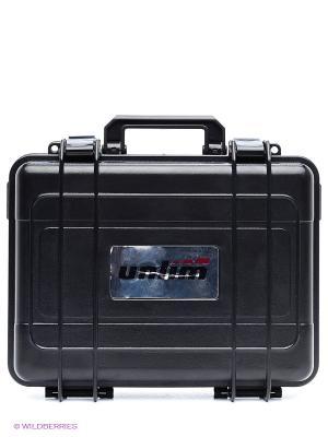 Кейс для камер Unlim. Цвет: черный