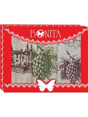 Полотенце BONITA. Цвет: белый