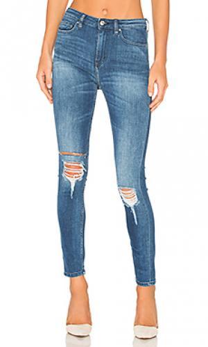 Узкие джинсы nevada IRO . JEANS. Цвет: none