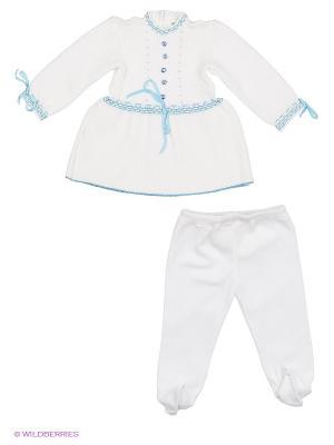 Комплект одежды St.Marco. Цвет: голубой