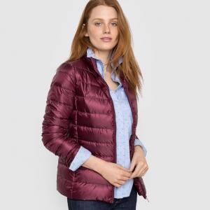 Куртка легкая с натуральным наполнителем R essentiel. Цвет: бордовый,сине-зеленый
