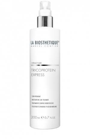 Увлажняющий спрей для волос La Biosthetique. Цвет: бесцветный