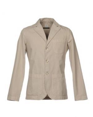 Пиджак DANOLIS per SCAGLIONE CITY. Цвет: бежевый