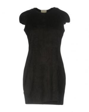 Короткое платье JIJIL. Цвет: черный