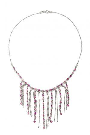 Ожерелье 157271 So Allure. Цвет: розовый