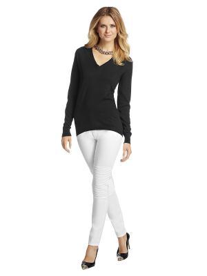Пуловер APART. Цвет: черный