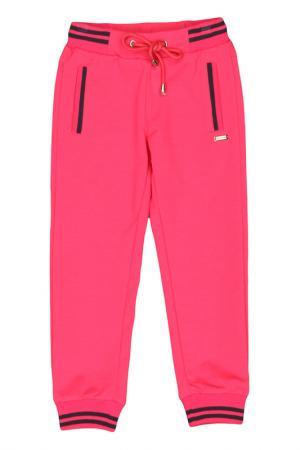 Спортивные брюки De Salitto. Цвет: фуксия