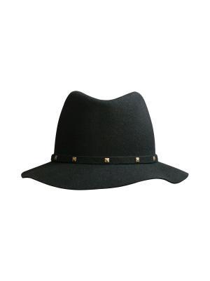 Шляпа Cardinal&Margo. Цвет: черный