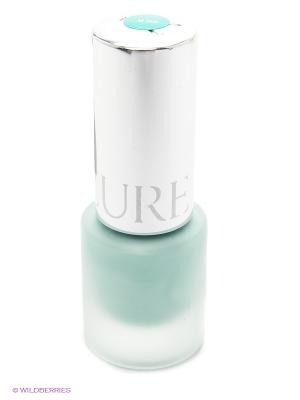 Лак для ногтей Гламур SILK, тон 6323 YLLOZURE. Цвет: голубой