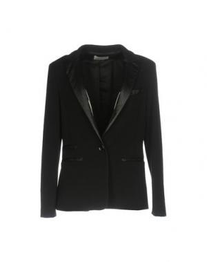 Пиджак FAIRLY. Цвет: черный