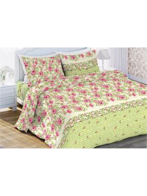 Комплект постельного белья 2,0 бязь Шиповник Любимый Дом 453536