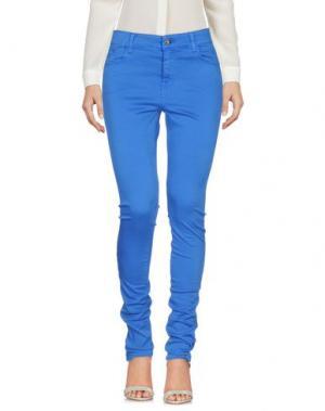 Повседневные брюки SHOP ★ ART. Цвет: ярко-синий