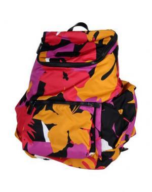 Рюкзаки и сумки на пояс DSQUARED2. Цвет: пурпурный