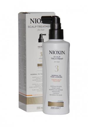 Питательная маска Система 3 Nioxin. Цвет: бежевый