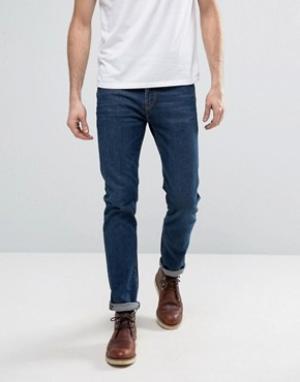 PS by Paul Smith Синие узкие джинсы. Цвет: синий
