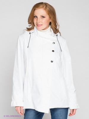 Куртка IISA Maritta. Цвет: белый