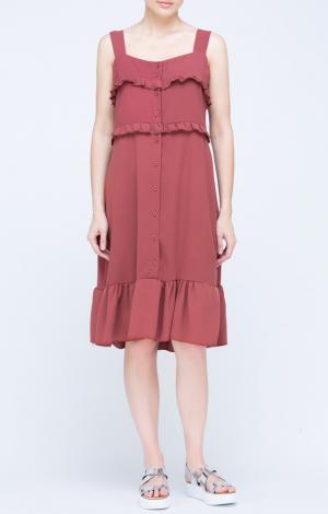 Платье Красное Trends Brands