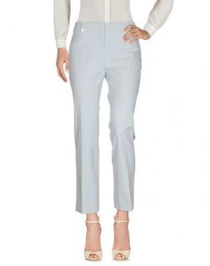 Повседневные брюки E/KOLLINS. Цвет: небесно-голубой