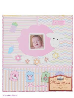 Фотокнига Our baby 1 VELD-CO. Цвет: розовый