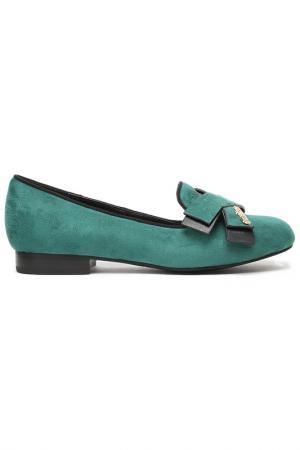 Туфли Grand Style. Цвет: зеленый