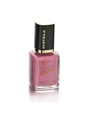 Лак для ногтей профессиональный Miami Mavala. Цвет: розовый