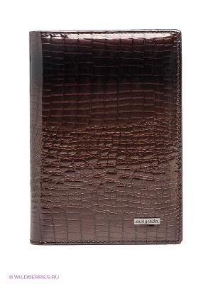 Обложка Malgrado. Цвет: коричневый