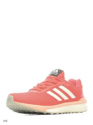 Кроссовки жен. vengeful w Adidas. Цвет: розовый
