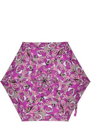 Зонт Labbra. Цвет: серый, лиловый, розовый