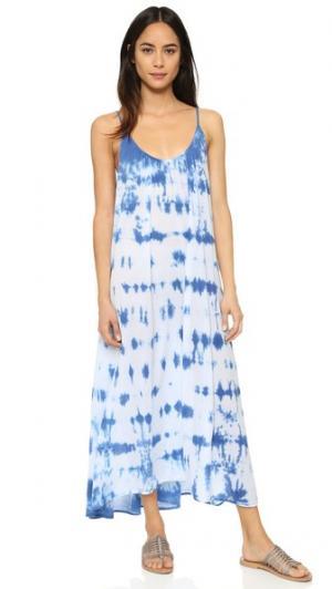 Пляжное платье Tiverton Tulum 9seed. Цвет: tiverton