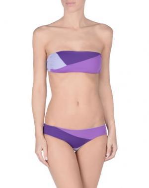 Бикини S AND. Цвет: фиолетовый
