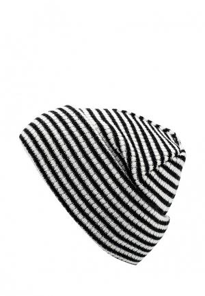 Шапка Topman. Цвет: черно-белый