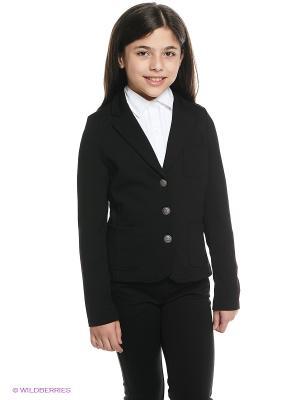 Пиджак Gulliver. Цвет: черный