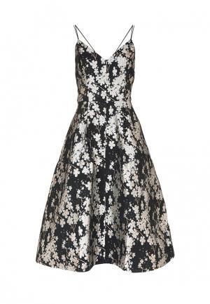 Платье Topshop. Цвет: черный