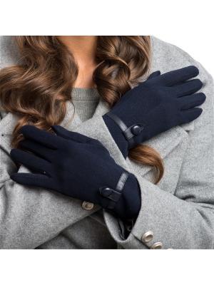 Перчатки Stilla s.r.l.. Цвет: темно-синий