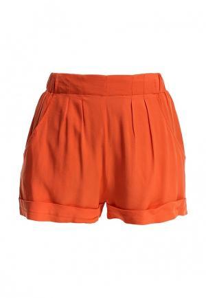 Шорты Top Secret. Цвет: оранжевый