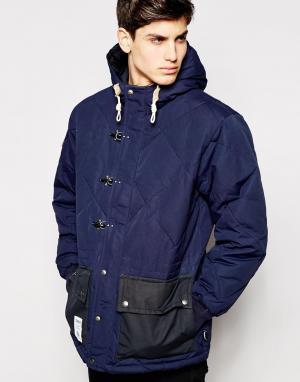 Addict Куртка Artic. Цвет: темно-синий