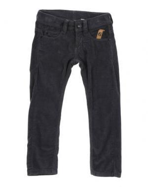 Повседневные брюки IMPS&ELFS. Цвет: свинцово-серый