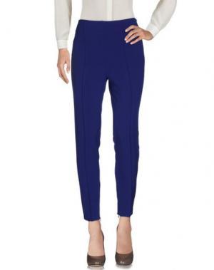 Повседневные брюки MEM.JS. Цвет: ярко-синий
