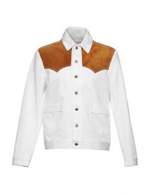 Куртка UMIT BENAN. Цвет: белый