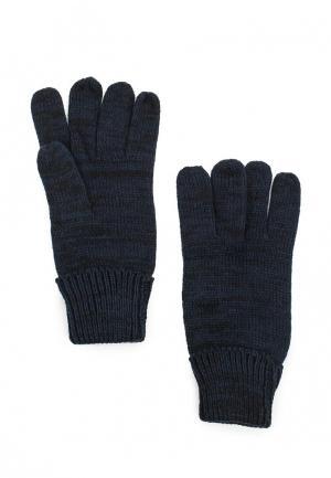 Перчатки Carpisa. Цвет: синий