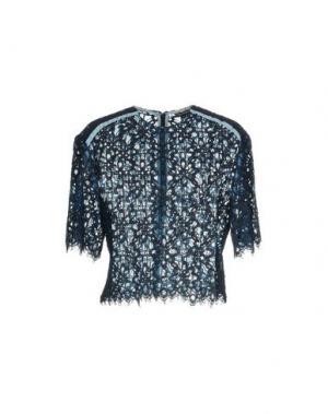 Блузка TARA JARMON. Цвет: цвет морской волны