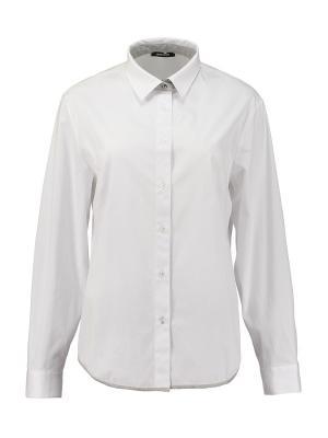 Рубашка Elena Miro. Цвет: белый
